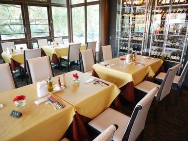 イタリアンレストラン マルコポーロ  店内の画像