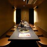 【4階/掘りごたつ半個室】大人数でワイワイ♪各種宴会におすすめ!(~32名様)