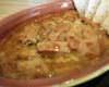 トリッパと白いんげん豆のトマト煮込み