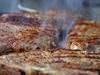 2週間熟成ラルポーク(スペインカタルーニャ産)の炭火焼 人気No2
