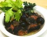 真蛸とオリーブのオイル煮