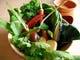 有機野菜たっぷりのバーニャカウダーは女性に大人気です。