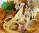 秋の味覚ポルチーニ。昨年も大好評のピッツァ&パスタが登場です