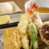 揚げたて天ぷら【北海道】