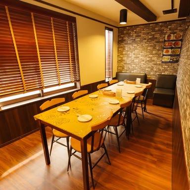 個室アジアンレストラン 食べ飲み放題 まいた 浜田山店 こだわりの画像