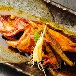 キンキ(煮・焼)
