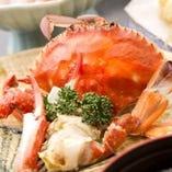 三河産!美味しいわたり蟹