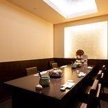 【モダンテーブル個室】4~8名様×1部屋/特別な日を過ごすお食事に