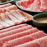 [厳選の牛肉] 黒毛和牛・国産牛ほか、博多和牛や肥後あか牛も