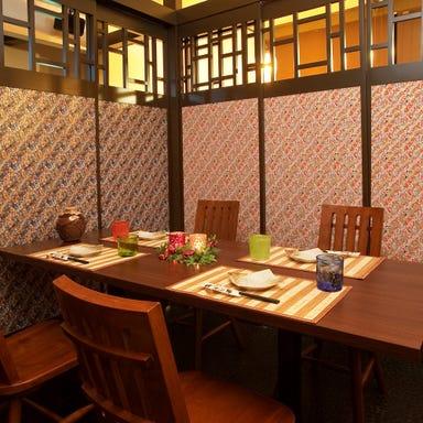 しゃぶしゃぶ 沖縄料理 ちゅらちゅら 那覇国際通り店 店内の画像