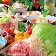 しゃぶしゃぶ 沖縄料理 ちゅらちゅら 那覇国際通り店