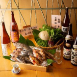 【産地直送イベント】氷見の鮮魚と京野菜使用の逸品を堪能!