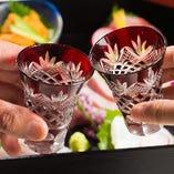 会社宴会、女子会、接待…等々、宴会に便利な飲み放題付コースは4,000円~