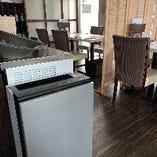 新潟県の「安心なお店応援プロジェクト」認定店。店内の喚起や、空調もしっかりと管理しておりますので、ご安心してお楽しみください。