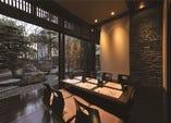 ≪掘り炬燵個室≫四季折々の会席料理を上質な空間で。