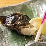経験豊富な料理長の技が冴える、季節ごと食材を使った美味しい肴