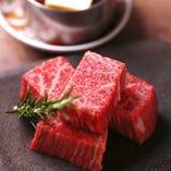 塊焼き 黒毛和牛シャトーブリアン