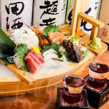 個室居酒屋 椿 ‐TUBAKI‐ 日本橋店  コースの画像
