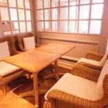 【テーブル席】2名様~4名様