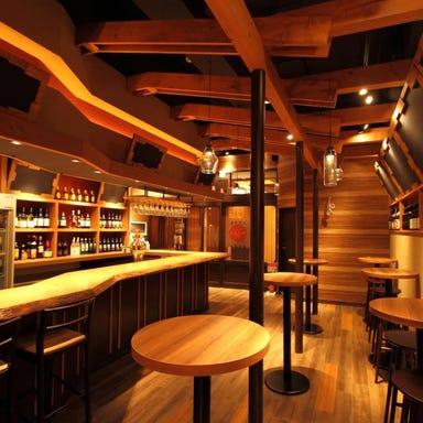 ワイン酒場 ま~る(マール) 大東 店内の画像