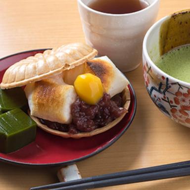 茶願寿 Cafe  こだわりの画像