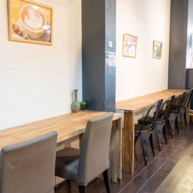 茶願寿 Cafe  店内の画像