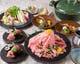 お鍋ならお肉の食べ比べのできるKIWAMI鍋コース◎