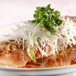 本日の鮮魚 新鮮な魚を姿蒸しで。