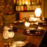 【飲み会・接待に最適】情緒溢れる宴会個室席も完備しております