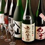 [季節モノも続々入荷!] 同銘柄でも季節限定の日本酒も多数♪