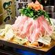 三大鍋の一つ、大阪発祥元祖ちりとり鍋