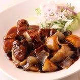【名物】中国黒酢の酢豚