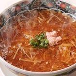 フカヒレ麺
