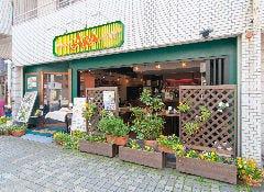 ビアガーデンテラス&スパイスレストラン GARA~ガラ~ 池袋店