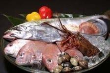 新鮮な魚がいつでも盛りだくさん