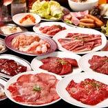 [単品利用も大歓迎] 焼肉・一品料理・ドリンクが全て380円!!