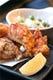 定番の『鶏もも肉の唐揚げ』
