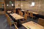 テーブル席 4~14名様