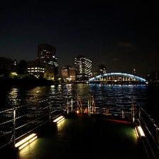 360度広がる東京の夜景と景色を巡る