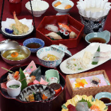 【全11品】当店自慢の寿司を味わう『月コース』