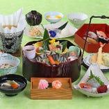 【全11品】寿司や海鮮料理をご法要のお食事でご堪能『醍醐コース』