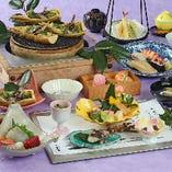 【全11品】【全11品】和の風情をお料理から感じる『南禅コース』