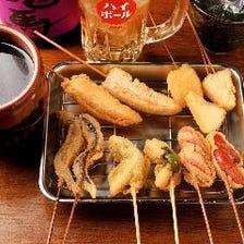本場・大阪を意識した本格的な味わい
