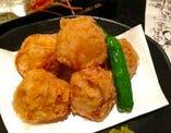 里芋の唐揚