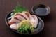 朝引き鶏 ささみのお刺身 400円(税込み440円)