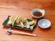 大和町産「舞茸」の天ぷら