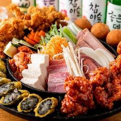 韓国料理 サムギョプサル サムシセキ 中井店
