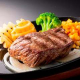 【ステーキ&ハンバーグフロア】牛フィレステーキ