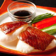【個室確約&選べる乾杯ドリンク付】日本人の舌に馴染みやすい味わいの中華『廬山(ろざん)』全7品
