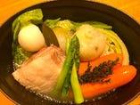 とろとろ塩豚と丸ごと野菜のポ・ト・フー